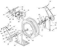 Graco XD 30 Hose Reel Repair Kits - John M. Ellsworth Co. Inc.