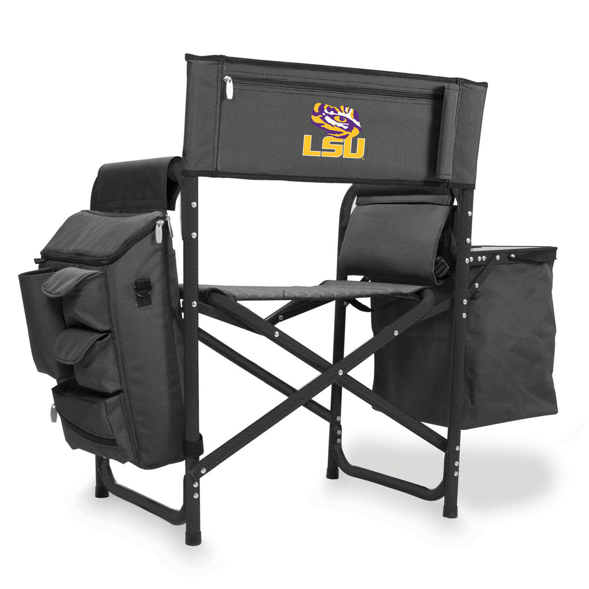 Tailgating Chairs Lsu Tigers Fusion Tailgating Chair
