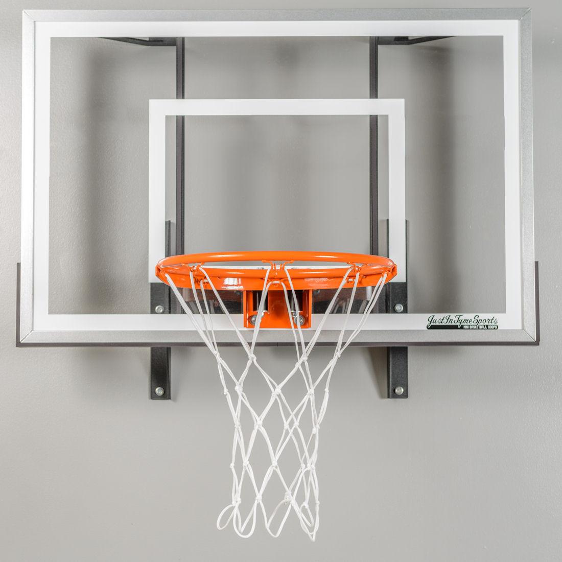 Wall Mounted Mini Basketball Hoops Justintymesports