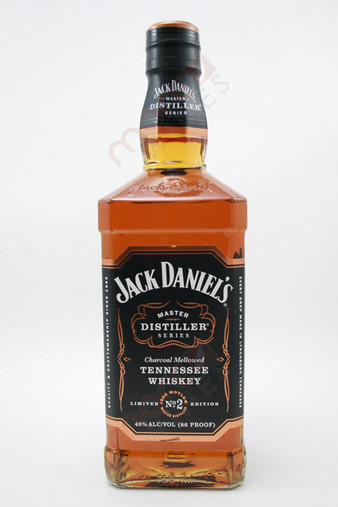 No Whiskey 1 Daniel Distiller Series Master Jack S
