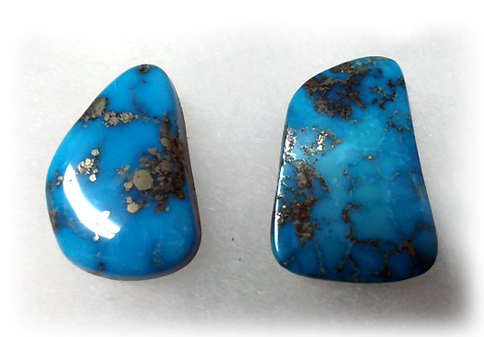 Morenci Turquoise Durango Silver Company