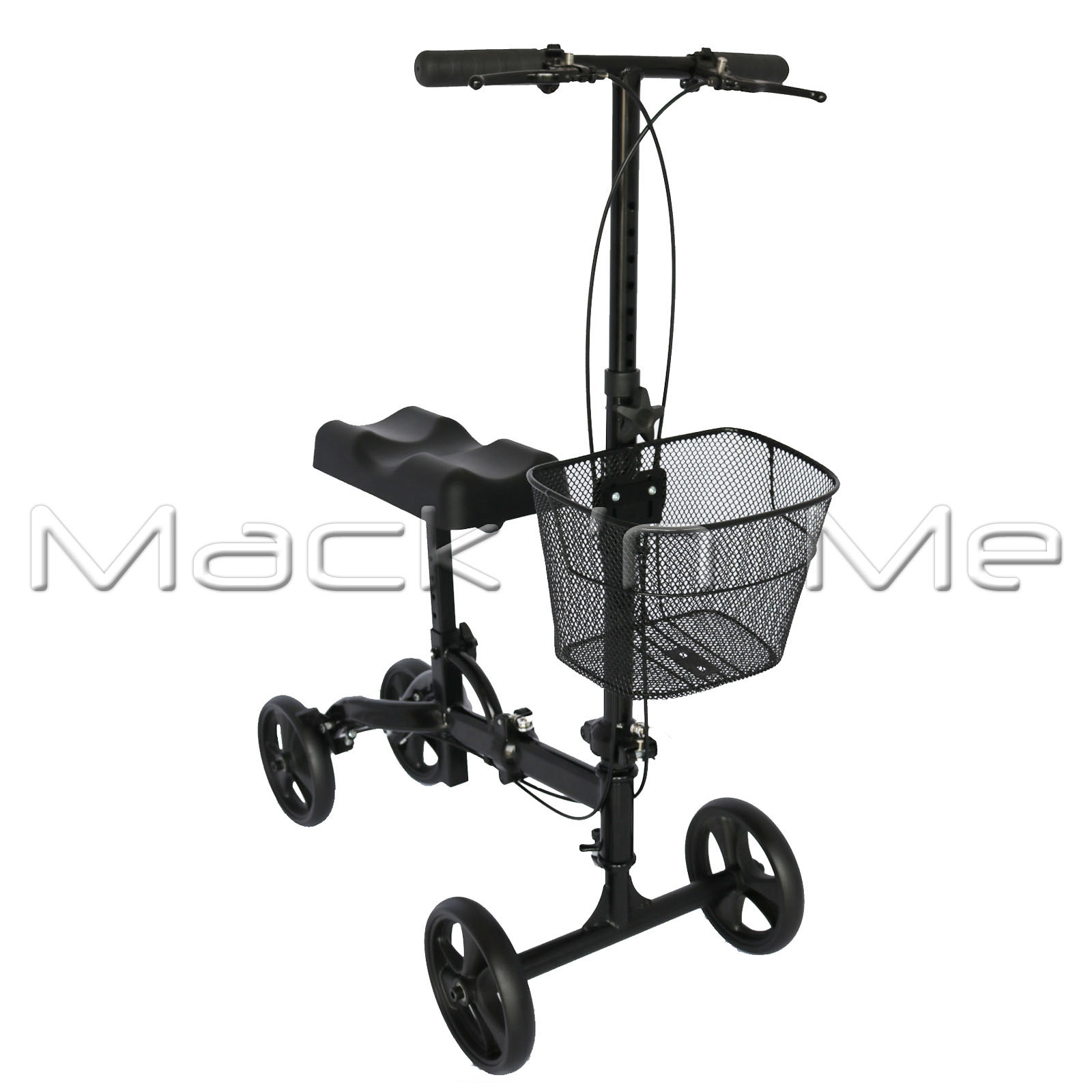 wheelchair knee avenue six chair walker scooter mobility alternative crutches
