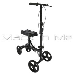 Knee Wheelchair Computer Chair Back Support Walker Scooter Folding Crutches Alternative Mobility