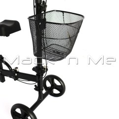 Wheelchair Knee Dutailier Rocking Chair Uk Walker Scooter Mobility Alternative Crutches