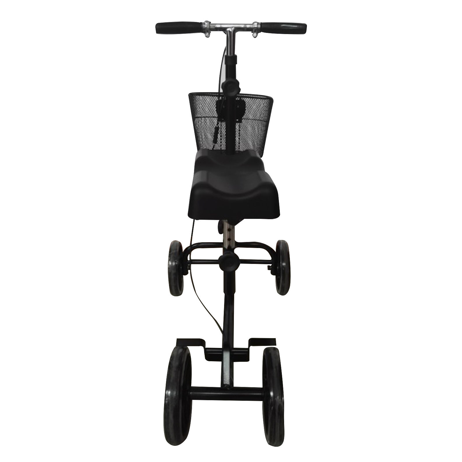 wheelchair knee chairs that swivel walker scooter mobility alternative