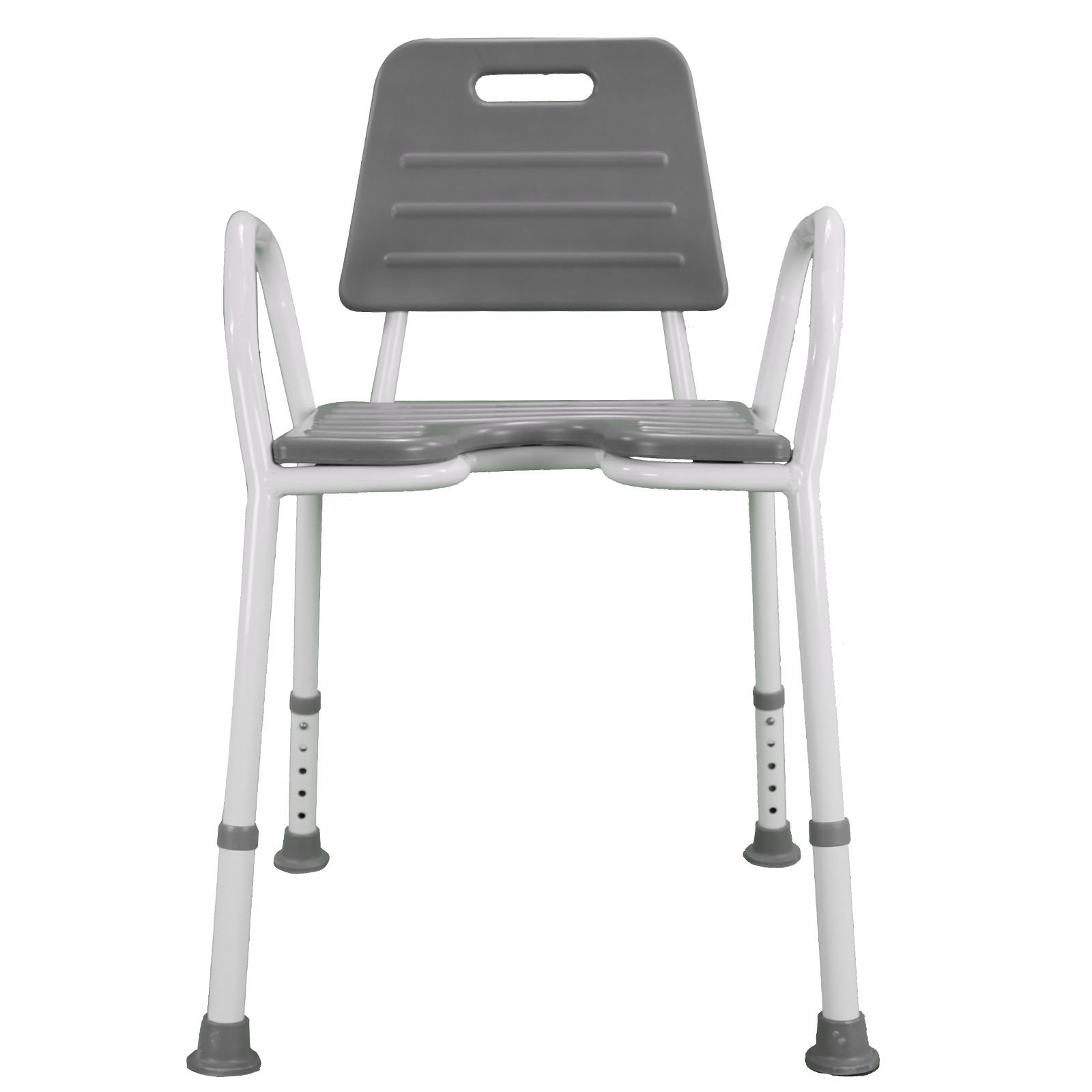 Adjustable Shower Chair Shower Chair Seat Stool Adjustable Height Soft Backrest