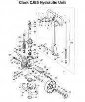 Dayton Pallet Jack Parts List • Wiring And Engine Diagram