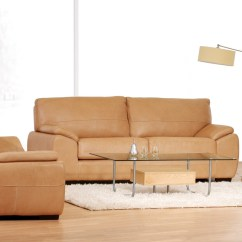 Sacha Large Leather Sofa Bed Madras Chocolate Costco Direct Furniture Center Jaymar Cavalia Apartment 095