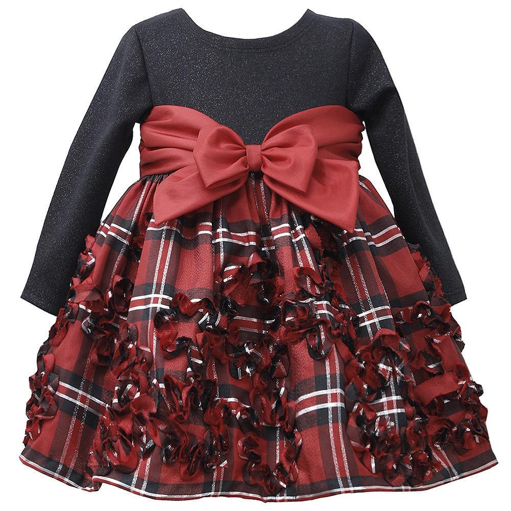 Bonnie Jean Holiday Dresses - Dress Nour