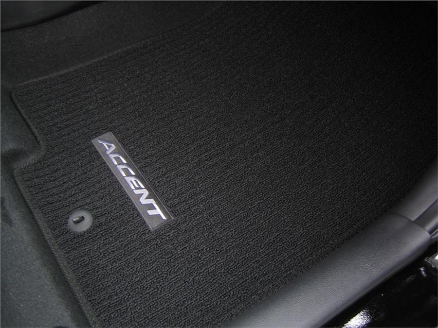 Hyundai Accent Floor Mats  Hyundai Shop