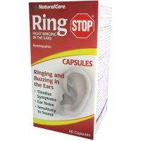 Ring Stop 60 Caps Natural Care, Tinnitus, Ringing ...