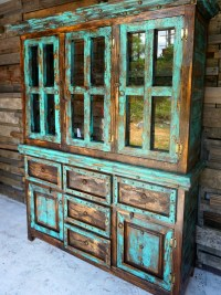 Rustic Hutch| Sofia's Rustic Furniture