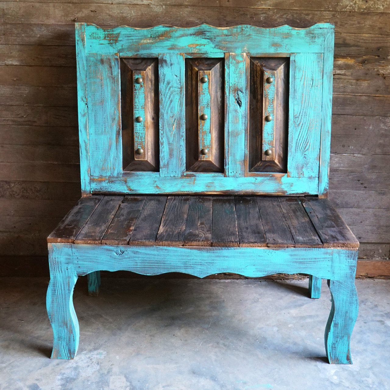 Old Door Style Bench Sofia S Rustic Furniture