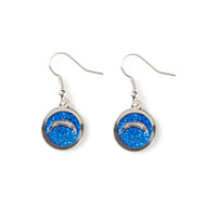 San Diego Chargers Dangle Earrings - Sunset Key Chains