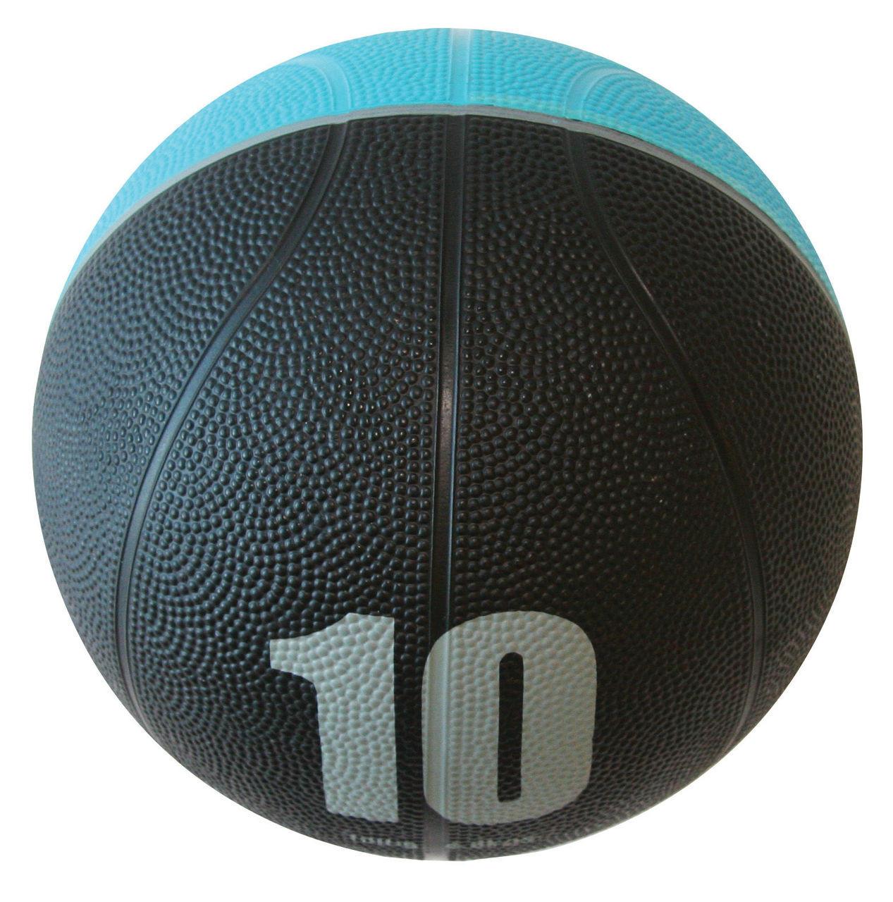 Spin Fitness Medicine Ball 10lb Spinning