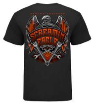 Harley Davidson Mens Screamin Eagle Gargoyle Short Sleeve Tee Harlmt0284