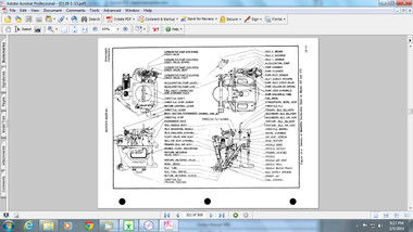 Cessna 172 Wiring diagram manual 172RWD08 schematic