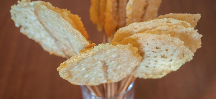 Piruletas de queso parmesano  Recetas de picapica en Dibujosnet