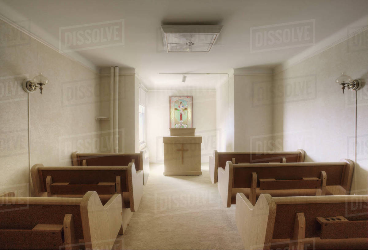 small religious room a