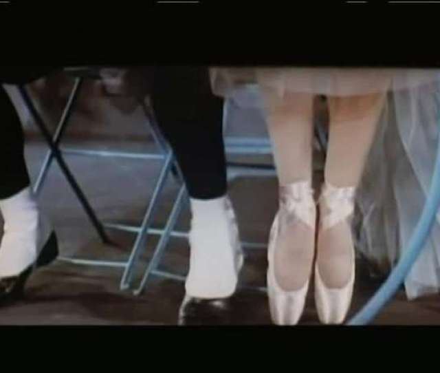 Close Up Of Male And Female Feet Flirting Royalty Free Stock Video