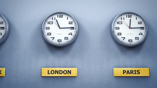 world time on office