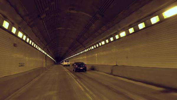 Image result for fort pitt tunnel