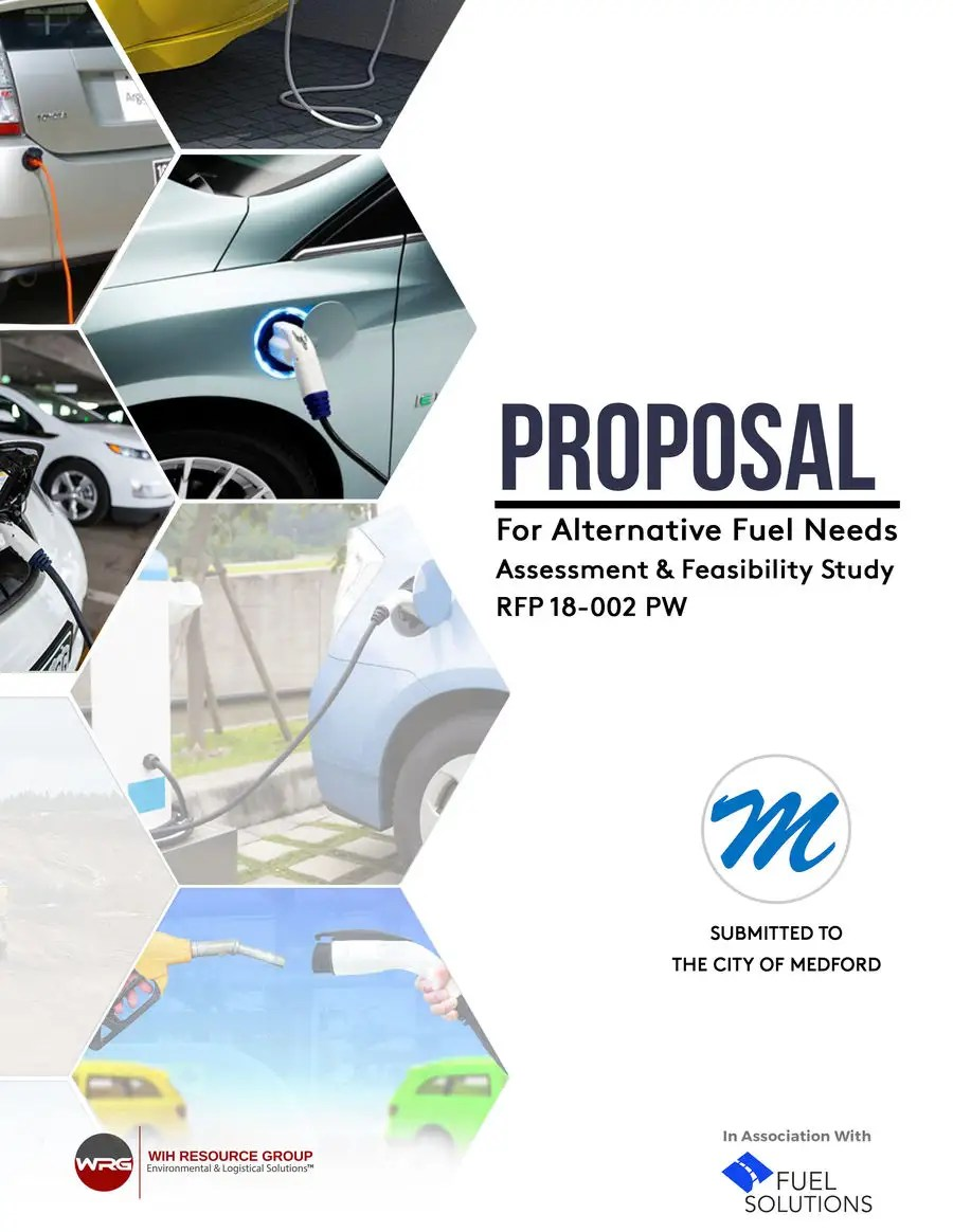 Design Proposal Cover Page