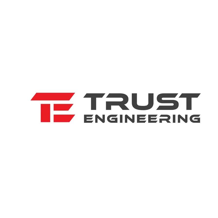 medium resolution of contest entry 444 for trust engineering logo