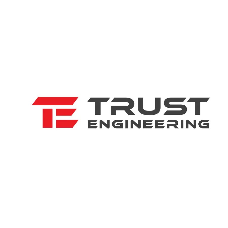 hight resolution of contest entry 444 for trust engineering logo