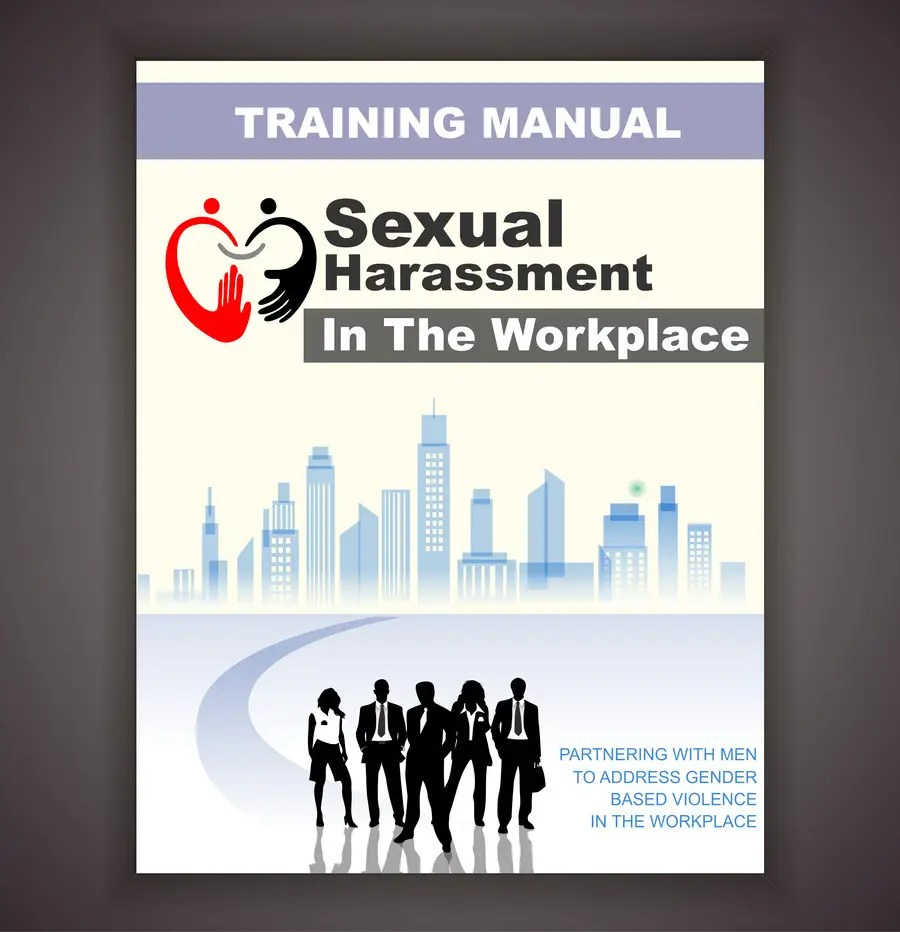 Entry 43 by Sanurikarunia for Cover Design for Cover Design in A4 size for A Training Manual