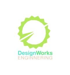 contest entry 8 for designworks engineering logo redesign [ 900 x 900 Pixel ]
