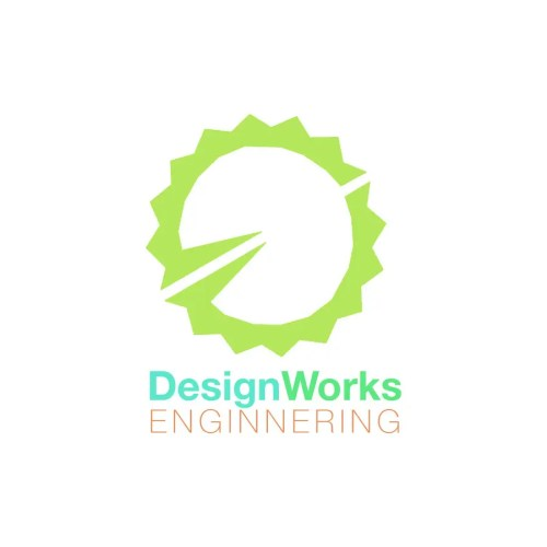 small resolution of contest entry 8 for designworks engineering logo redesign