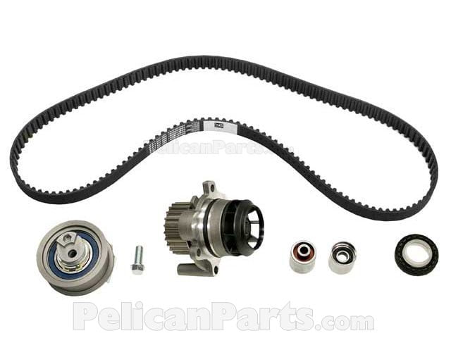 Audi and Volkswagen Timing Belt Kit with Water Pump