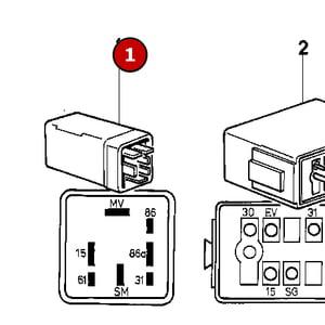Bmw Fuel Pump Warranty BMW Trunk Button Wiring Diagram
