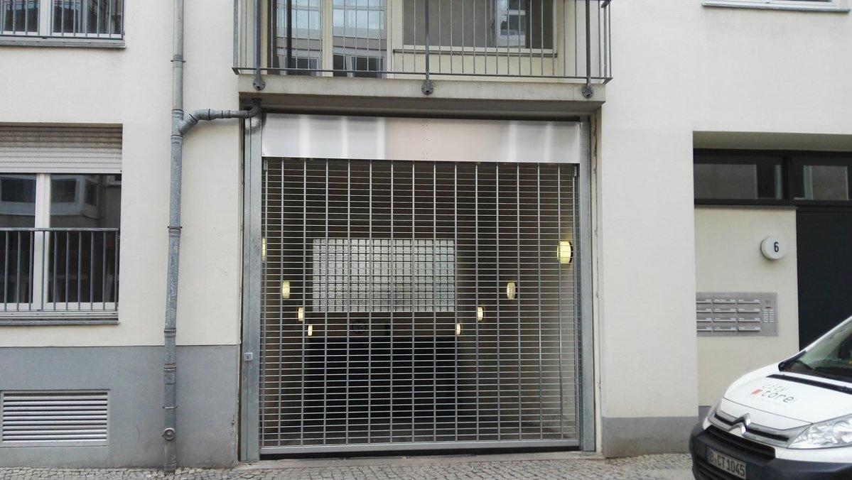 City Tore - Rollgitter- Und Tore In Berlin