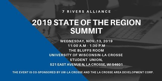 2019 State Of The Region Summit At University Of Wisconsin