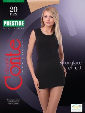 reducere Ciorapi rezistenti multifibra Conte Elegant Prestige 20 den, cel mai mic pret