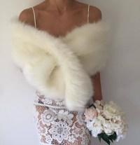 Bridal Shawls | Fur Shawls