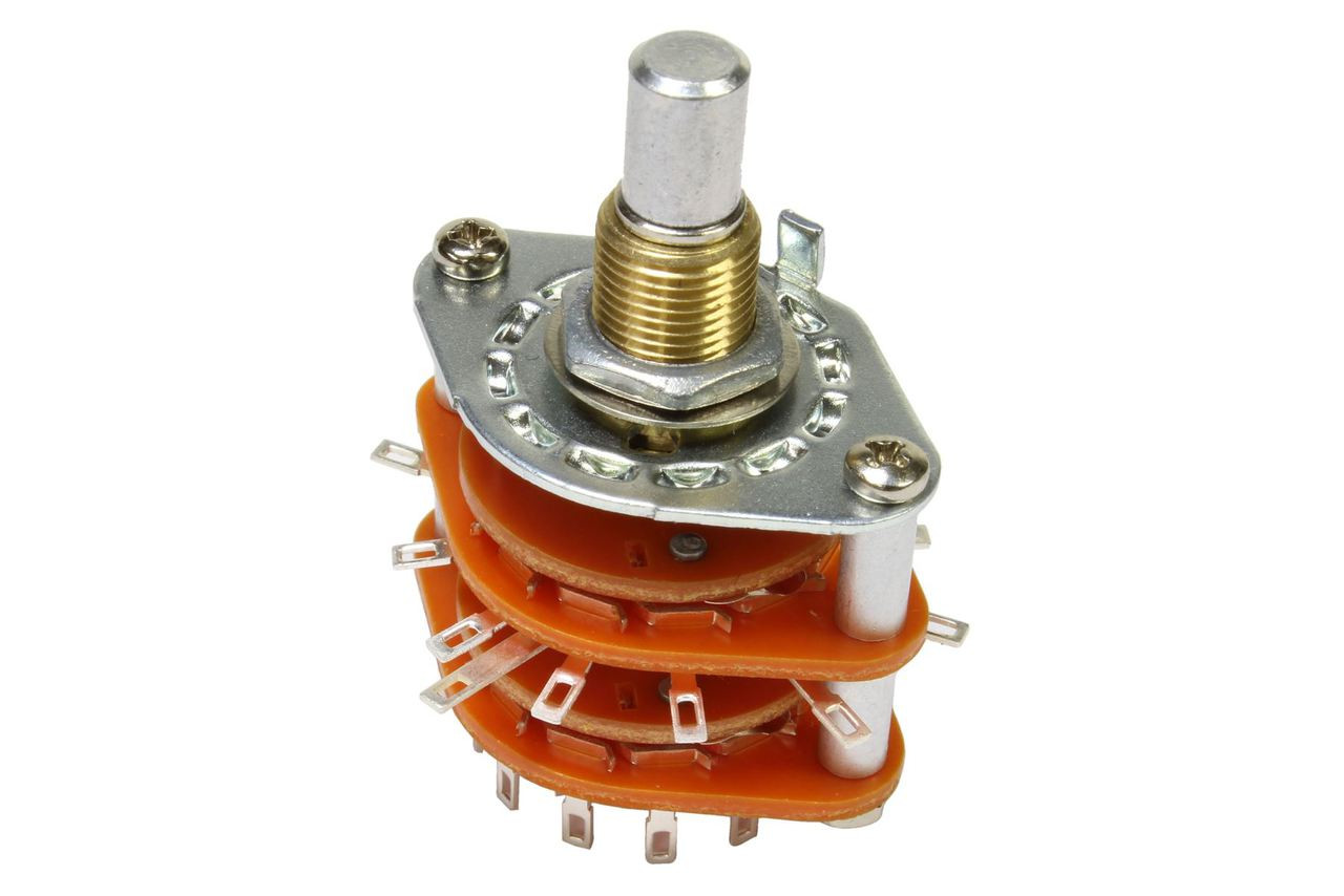 hight resolution of 6 position rotary guitar pickup selector switch philadelphia rh philadelphialuthiertools com 6 position selector switch wiring diagram 6 position rotary