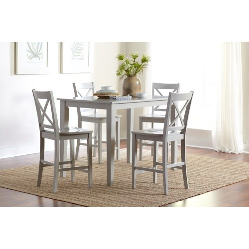 4 chair dining set video gaming the simplicity 5 piece includes table and chairs