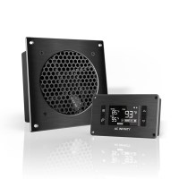 AIRPLATE T3, Home Theater and AV Quiet Cabinet Cooling Fan ...