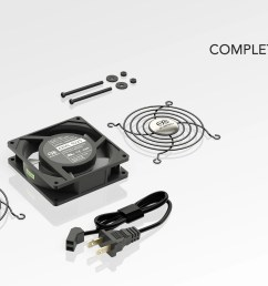 component cooling axial ac fan kits ac infinity wiring ac fans in series [ 1901 x 1008 Pixel ]