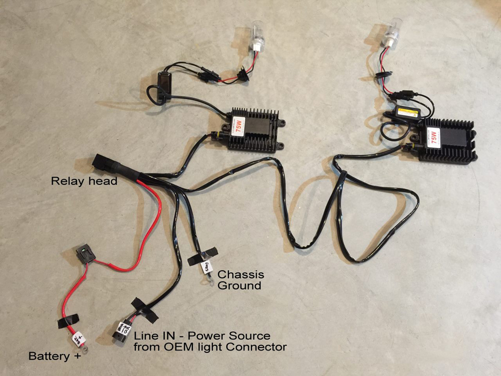 Automotive Relay Wiring Guide
