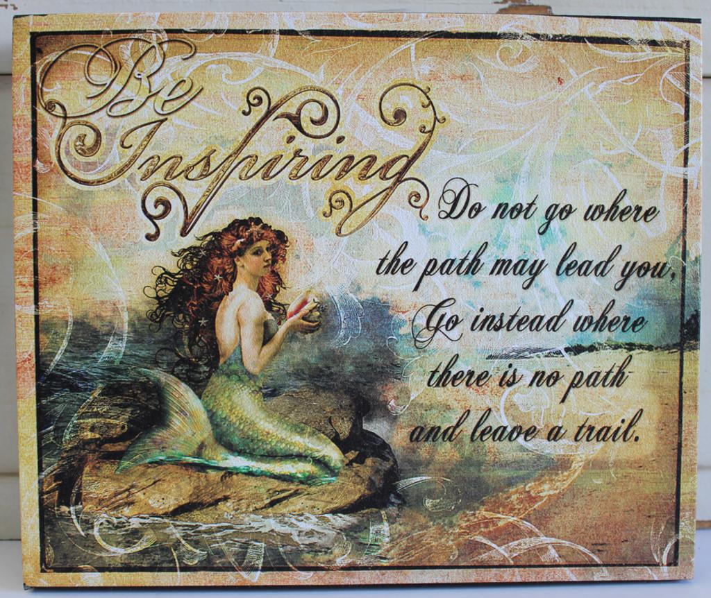 Inspiring Mermaid Art