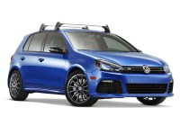 VW Golf Roof Rack Bars - Free Shipping | VW Accessories Shop