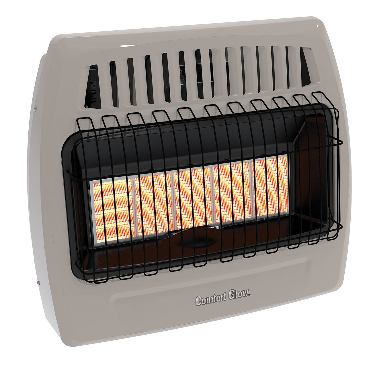 Comfort Glow Propane Heater Facias