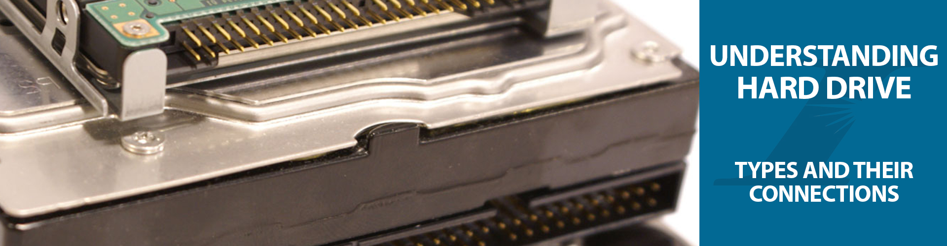 hight resolution of disk drive wiring