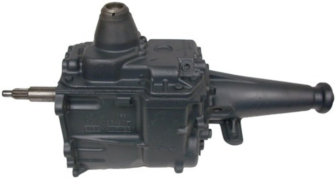 Manual Standard Transmission T18 Amp T19 Page 1