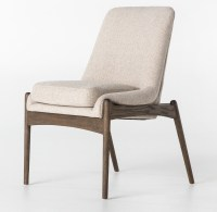 Braden Mid-Century Modern Upholstered Dining Chair | Zin Home