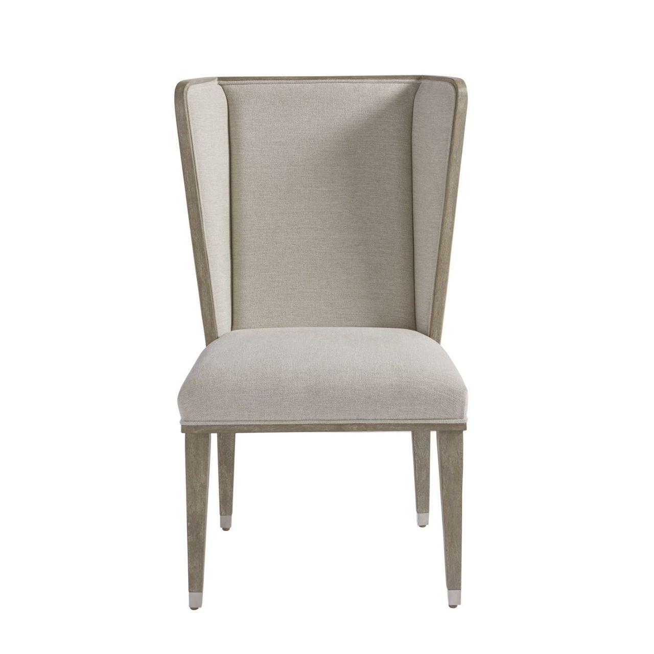 zephyr desk chair freedom task with headrest coastal grey wingback host and hostess zin home